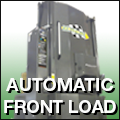 front load automatic parts washers
