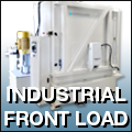 Renegade Front Load Industrial Parts Washers