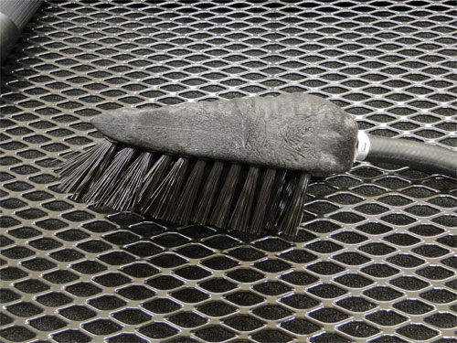 Parts Washer Scrub Brush
